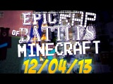 «Со стены Эпичная Рэп Битва/EPIC RAP BATTLES» под музыку Эпичная реп битва в Майнкрафте - Дракон против Иссушителя. Picrolla